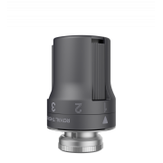 Термоголовка жидкостная Royal Thermo M30 x 1,5 черный RTE 50.033