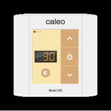 Терморегулятор Caleo 540 накладной, кнопочный