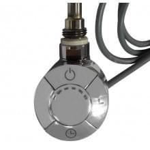 Терморегулятор для полотенцесушителя с ТЭНом Selmo Smart хром