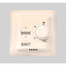 Терморегулятор IQWATT IQ Thermostat M (слоновая кость)