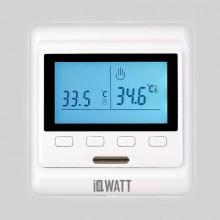 Терморегулятор IQWATT IQ Thermostat P (белый)