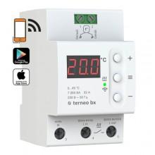 Терморегулятор для теплого пола terneo bx Wi-Fi