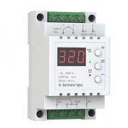 Терморегулятор промышленный для высоких температур terneo tpa