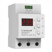 Терморегулятор для системы охлаждения и вентиляции terneo xd