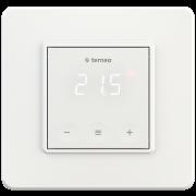 Терморегулятор terneo s с сенсорным управлением