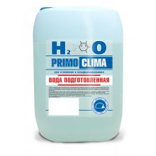 Вода подготовленная PrimoClima 10л