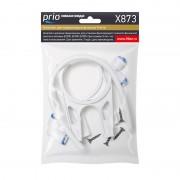 Комплект для установки постфильтра к трехступенчатой системе Praktic  Prio Новая вода X873