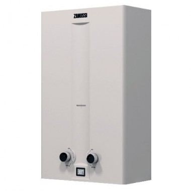 Газовый проточный водонагреватель Zanussi GWH 12 Fonte Turbo