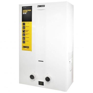 Газовый проточный водонагреватель Zanussi GWH 10 Rivo