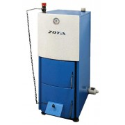 Котел твердотопливный Zota Mix 20 кВт